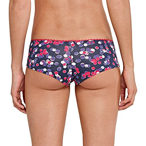 Uncover by Schiesser Damen Hipster Uncover 2pack Cheeky Pants Mehrfarbig (sortiert 1 901)