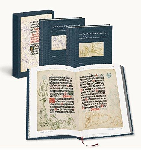 Das Gebetbuch Kaiser Maximilians I.: Meisterhafte Zeichnungen der deutschen Renaissance (Latein-buch Der Gebete)