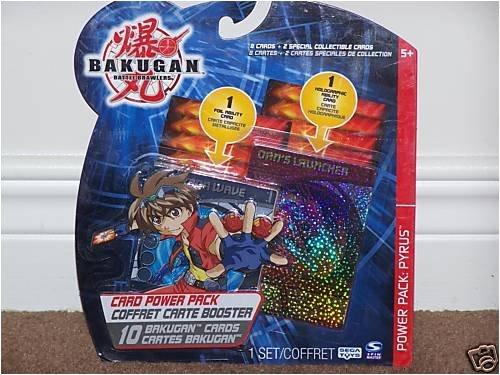 Bakugan Power Pack Englisch