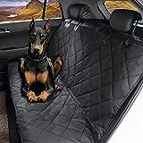 Hundedecke Auto, Kofferraumschutz Hunde, Wasserdicht Undurchlässig Autoschondecke, Anti-Rutsch Hunde Autodecke, Einfache Reinigung Alle Modelle gelten SUVs
