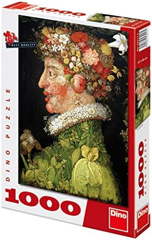Dino Toys 532175 532175 532175 Puzzle de Haute qualité -  Giuseppe Arcimboldo, Printemps 1573 - 1000 pièces 1b98de