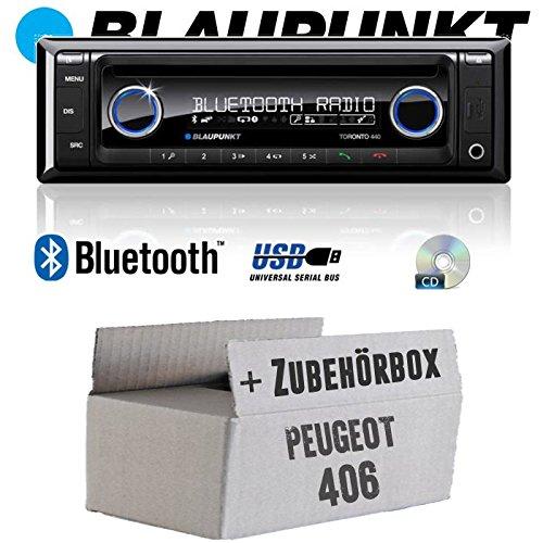 BLAUPUNKT Toronto 440BT - CD | MP3 | USB Autoradio INKL. Bluetooth...