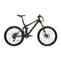 Shockblaze BK13SB1601 Skin Elite Mountain Bike, Nero