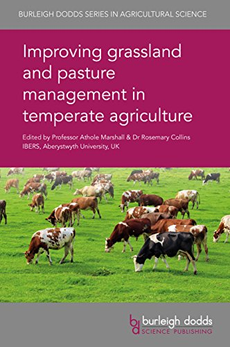 Improving grassland and pasture management in temperate agriculture (Burleigh Dodds Series in Agricultural Science Book 51) (English Edition) Sabatier Carbon