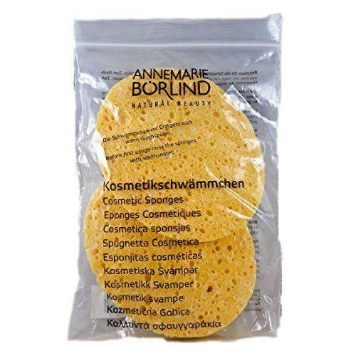 Preisvergleich Produktbild Annemarie Börlind Kosmetikschwämmchen,  1 Stück