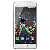 Wiko U Feel 16GB 4G Color blanco - Smartphone (SIM doble, Android, MicroSIM, EDGE, GPRS, GSM, WCDMA,...