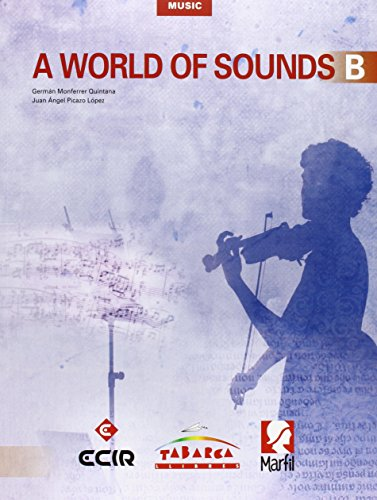 A World Of Sounds B - 9788480253475 por Germán Monferrer Quintana