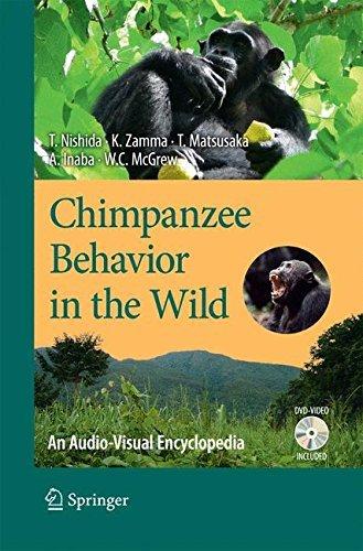 Chimpanzee Behavior in the Wild: An Audio-Visual Encyclopedia by Toshisada Nishida (2011-06-27)