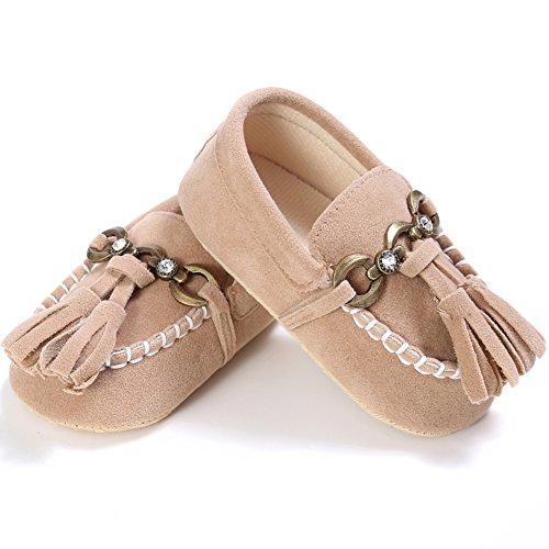 Etrack-Online  Baby Loafers, Baby Jungen Lauflernschuhe Khaki
