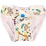 Hosaire Pañal bañador Bebés Ajustable Bañador Pañal de Tela Reutilizable Lavable Diaper Para Bebé Unisex size XXL (Mono)