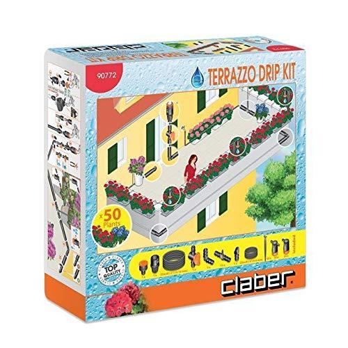 Claber-Kit 50Terrazza irrigazione