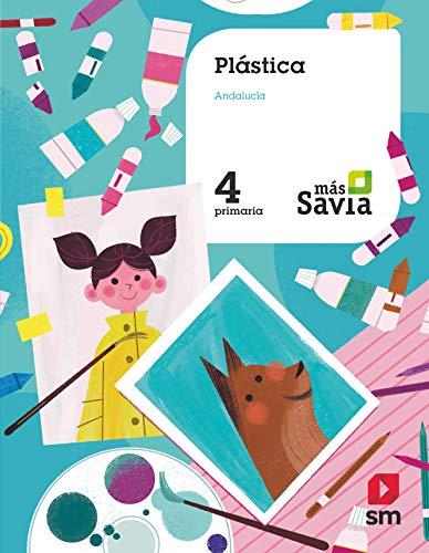 Plástica 4 Primaria Mas Savia Andalucía