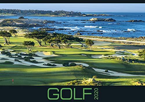 ionaler Golfkalender - Bildkalender (49 x 34) - Sport - Wandkalender ()