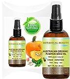 BIO HUILE DE GRAINES DE CITROUILLE australien. 100% Pure / Natural / non dilué / non...
