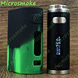 Best Vape Boxes - Generic Black green Istick Pico 75w Box Mod Review