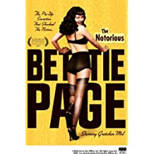 Notorious Bettie Page [Reino Unido] [DVD]