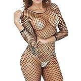 bodystocking,PLOT Frauen Sexy erotik Dessous Netzstrumpf ouvert Bodystocking offen Crotch Body Nachtwäsche Versuchung Nightgown Nighty Unterwäsche