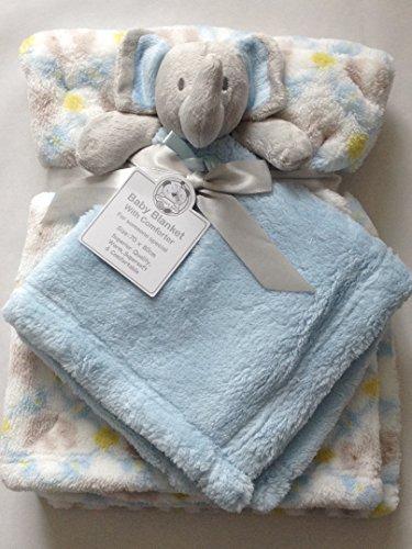 belle-couverture-doux-pour-bebe-enfant-avec-doudou-peluche-elephant-bleu-70-x-80cm