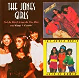 Songtexte von The Jones Girls - Get as Much Love as You Can / Keep It Comin'