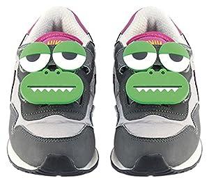 Doiy  - Accesorios para Zapatos Wild Shoes cocodrilo