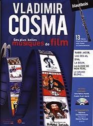 Vladimir Cosma ses plus belles musiques de film pour Hautbois et Piano