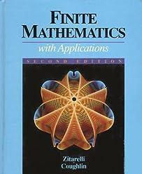 Finite Mathematics with Applications by David E. Zitarelli (1992-05-02)
