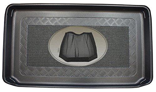 Preisvergleich Produktbild ZentimeX Z3023150 Kofferraumwanne + Klett-Organizer für Mini Cooper SD 3 F55 Schrägheck Hatchback 5-türer 2014-