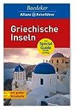 Baedeker Allianz Reiseführer Griechische Inseln - Klaus Bötig, Carmen Galenschovski