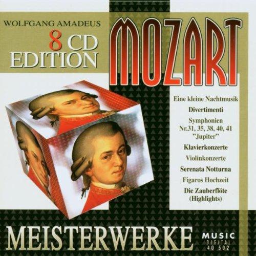 Mozart Box Set (Mozart)