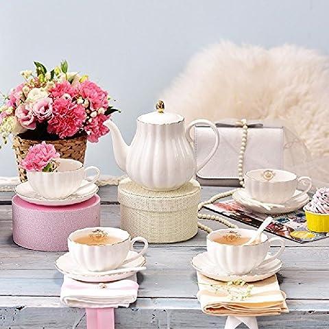 KHSKX Esclusivo set da tè con un