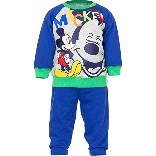 JOGGING MICKEY MOUSE OFF BIANCO 12 M