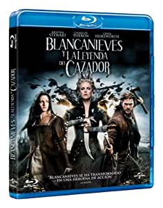 Blancanieves Y La Leyenda Del Cazador [Blu-ray] [Import espagnol]