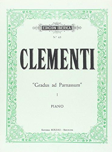 Gradus ad Parnassum Vol.I