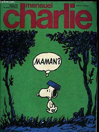 CHARLIE MENSUEL N63 - JOURNAL PLEIN D'HUMOUR ET DE BANDES DESSINEES