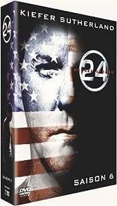 24 heures chrono, saison 6 - Coffret 7 DVD