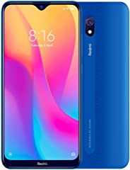 Xiaomi Redmi 8A Akıllı Telefon, 32 GB, Mavi (Xiaomi Türkiye Garantili)