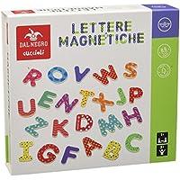 Dal Negro 53827–Letras magnéticas