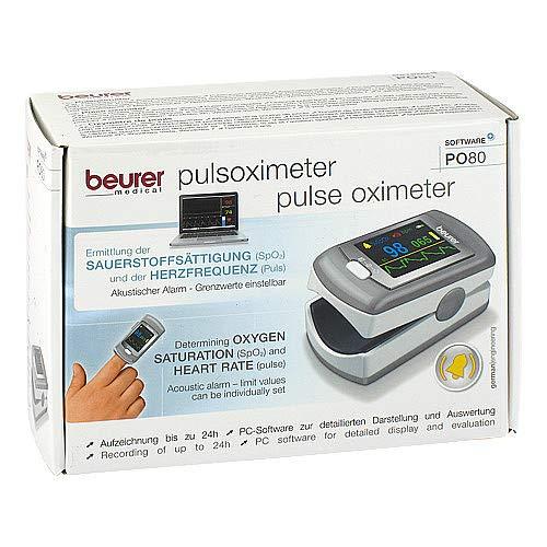 BEURER PO80 Pulsoximeter 1 St