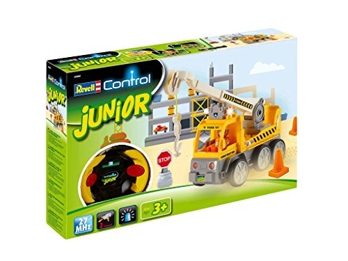 Revell Revell23002 Radio Management Junior Crane Truck