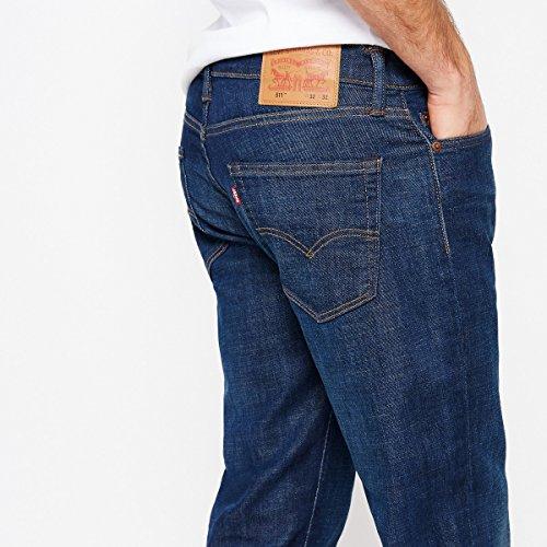 Levi's Herren 511 Slim Fit Jeans Blue