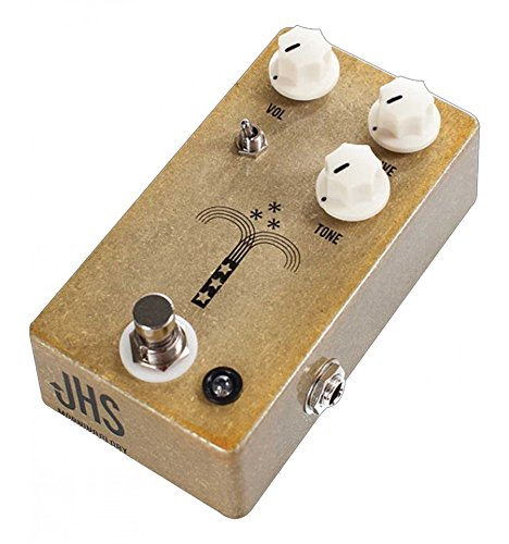 JHS Pedals Morning Glory–Pedal overdrive guitarra