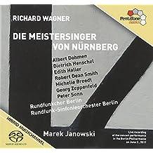 Wagner: Los Maestros Cantores De Nuremberg / Dohmen, Henschel, Haller..., Rundfunk-Sinfonieorchester Berlin - Janowski