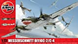 Airfix A03080 Messerschmitt Bf110C/D 1:72 Scale Series 3 Plastic Model Kit