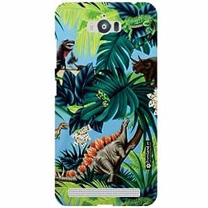 Printland Back Cover For Asus Zenfone Max ZC550KL - Roots Designer Cases