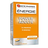 Forté Pharma Energie Power Adulte Forme/Équilibre Multi-vitamines 28...
