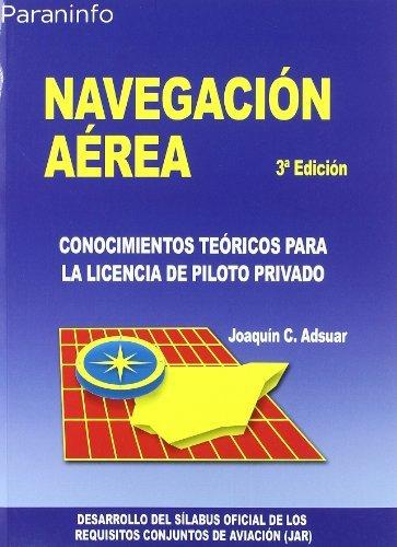 Navegación aérea por CARLOS JOAQUIN ADSUAR MAZÓN