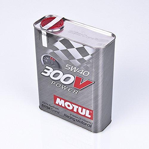 Motul SAE 5w40 300V Power Huile pour moteur, 4 l pas cher