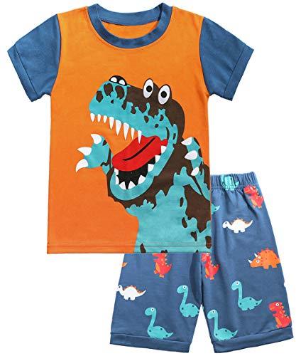CM-Kid Boys Pyjamas Dinosaur Nig...