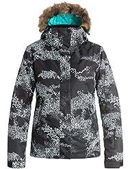66c86c00b63e9 Roxy Veste de ski Femme Cloudofdots True