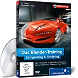 Das Blender-Training : Compositing & Rendering [import allemand]